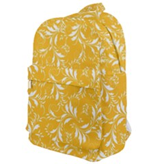 Fancy Floral Pattern Classic Backpack by tarastyle