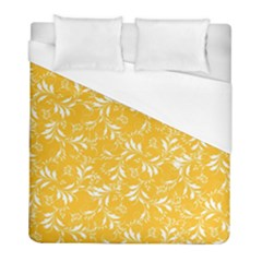 Fancy Floral Pattern Duvet Cover (full/ Double Size)