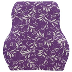 Fancy Floral Pattern Car Seat Velour Cushion  by tarastyle