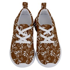 Fancy Floral Pattern Running Shoes by tarastyle