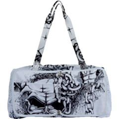 Skull And Crossbones Multi Function Bag