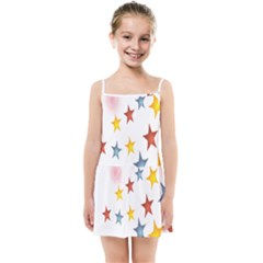 Star Rainbow Kids  Summer Sun Dress