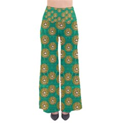 Elf Juice So Vintage Palazzo Pants by pepitasart