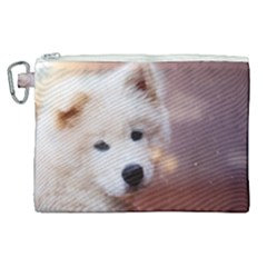 Puppy Love Canvas Cosmetic Bag (xl)