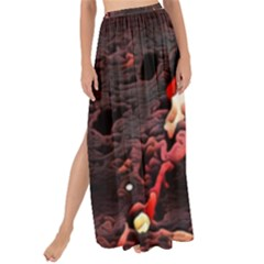 Texture Art Design Pattern Maxi Chiffon Tie Up Sarong