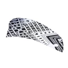 Pattern Tile Repeating Geometric Stretchable Headband