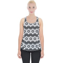 Pattern Abstract Desktop Wallpaper Piece Up Tank Top