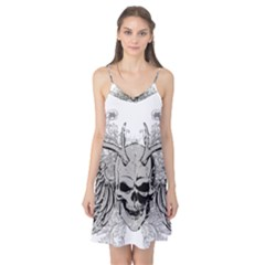 Skull Vector Camis Nightgown