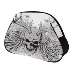 Skull Vector Full Print Accessory Pouch (small)