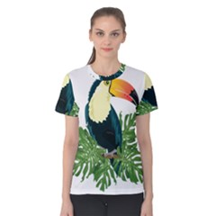 Tropical Birds Women s Cotton Tee