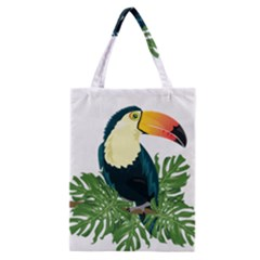 Tropical Birds Classic Tote Bag