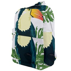 Tropical Birds Classic Backpack