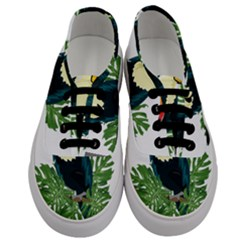 Tropical Birds Men s Classic Low Top Sneakers