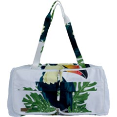 Tropical Birds Multi Function Bag
