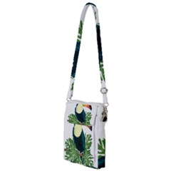 Tropical Birds Multi Function Travel Bag