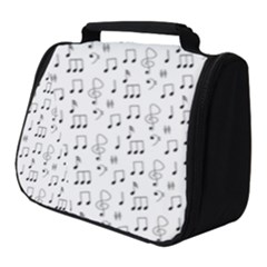 Wallpaper Note Tone Music Full Print Travel Pouch (small) by AnjaniArt