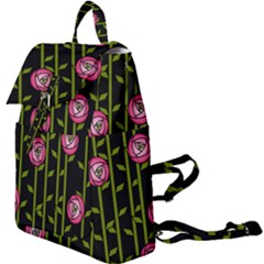 Rose Abstract Rose Garden Buckle Everyday Backpack