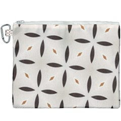 Texture Background Pattern Canvas Cosmetic Bag (xxxl)