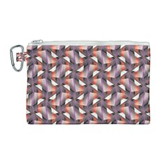 Pattern Abstract Fabric Wallpaper Canvas Cosmetic Bag (large)