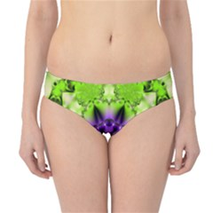 Pattern Abstract Background Art Green Hipster Bikini Bottoms