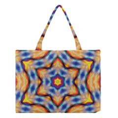 Pattern Abstract Background Art Medium Tote Bag