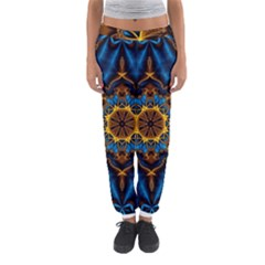 Pattern Abstract Background Art Women s Jogger Sweatpants