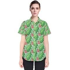 Default Texture Background Paper Women s Short Sleeve Shirt