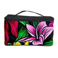 Hibiscus Flower Plant Tropical Cosmetic Storage