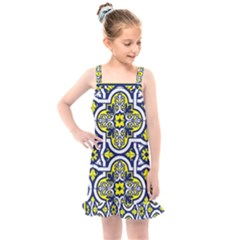 Tiles Panel Decorative Decoration Kids  Overall Dress