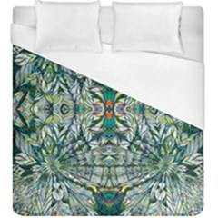 Pattern Design Pattern Geometry Duvet Cover (king Size) by Pakrebo