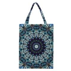 Pattern Abstract Background Art Classic Tote Bag