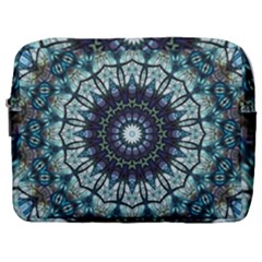 Pattern Abstract Background Art Make Up Pouch (large)