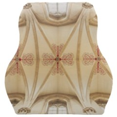 Wells Cathedral Wells Cathedral Car Seat Velour Cushion
