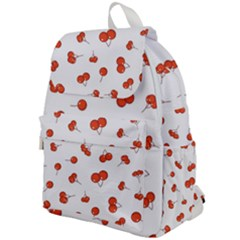 Cherry Picked Top Flap Backpack