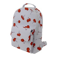 Cherry Picked Flap Pocket Backpack (large)