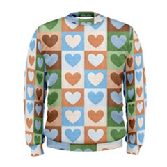Hearts Aplenty Men s Sweatshirt