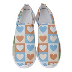 Hearts Aplenty Women s Slip On Sneakers by WensdaiAmbrose