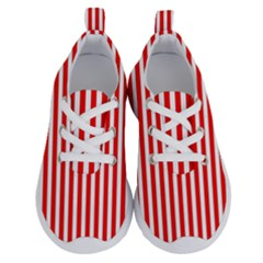 Candy Stripes Running Shoes by WensdaiAddamns