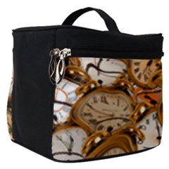 Time Clock Watches Make Up Travel Bag (small)