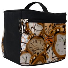 Time Clock Watches Make Up Travel Bag (big)