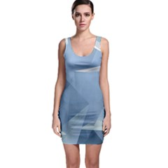 Wallpaper Abstraction Bodycon Dress