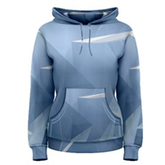 Wallpaper Abstraction Women s Pullover Hoodie