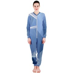 Wallpaper Abstraction Onepiece Jumpsuit (ladies)