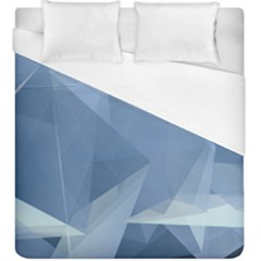 Wallpaper Abstraction Duvet Cover (king Size)