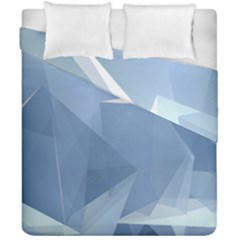 Wallpaper Abstraction Duvet Cover Double Side (california King Size)