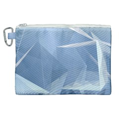 Wallpaper Abstraction Canvas Cosmetic Bag (xl)