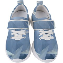 Wallpaper Abstraction Kids  Velcro Strap Shoes by Alisyart