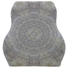 Lace Flower Planet And Decorative Star Car Seat Velour Cushion