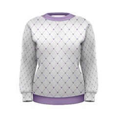 Heart Lines  Women s Sweatshirt by TimelessFashion