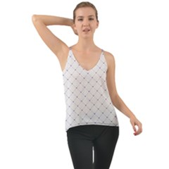 Heart Lines  Chiffon Cami by TimelessFashion